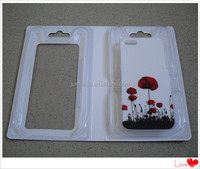New fashion cell phone case blister packaging/ipone case