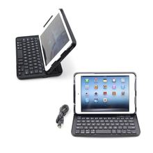 2015 Wholesale bluetooth rollup keyboard, cell phone external keyboard, compact wireless keyboard and mouse