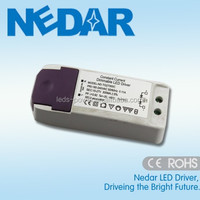 LED RGB colors with dimming driver dc 300mA 20W/24W 54-84V SAA UL approved