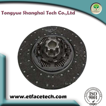 1878062502 tractor parts clutch plate size/clutch plate material for RENAULT