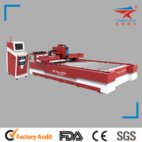 Heavy Construction Equipment Fiber Laser Cutting Machine for 10mm Steel Cutting