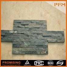 Reasonable Price Oxidation Yellow Slate Stone Flexible Stone Veneer