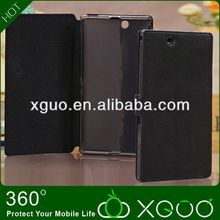 Fasion designed leather phone case for sony Xperia XL39h,PU leather case phone