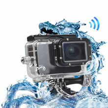 China Ambarella A7 170 degrees 16MP COMS waterproof full hd 1080P outdoor sport camera