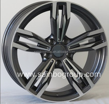Perfect finish chrome paint wheel/rim from SAINBO GROUP