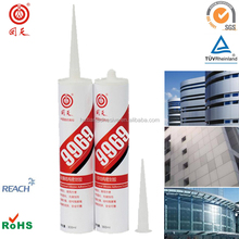 HT9969 ECO-FRIENDLY HIGH PERFORMANCE Silicone adhesive glue for glass