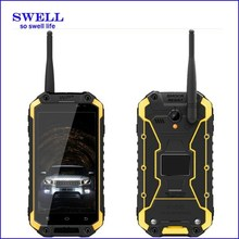 X8 military grade phone Octa Core Rugged Smart phone walkie talkie function IP68