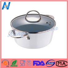 Longlasting Unique Design Professional Stainless Steel Cookware