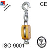 WITH SWIVEL HOOK REGULAR SINGLE WOOD PULLEY BLOCK