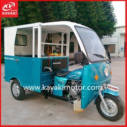 KAVAKI Three Wheel Motorcycle Scooter/Cargo Electric Tricycle/Electric Motorcycle with Three Wheel