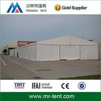 Aluminum frame pvc pipe tent from Jiangsu factory