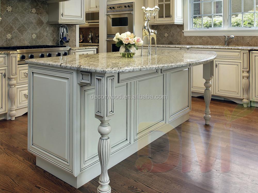 Dise o estilo ruso de mueble de lujo en madera de color - Muebles de cocina de lujo ...