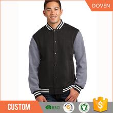 Factory direct sale varsity baseball man/women jacket