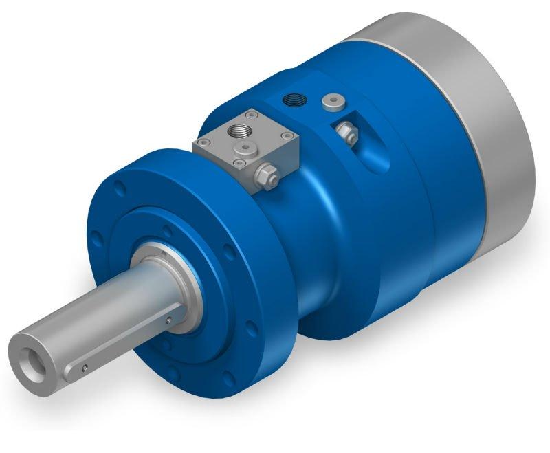Hydraulic rotary actuator da h buy