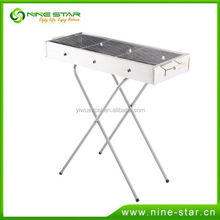 Factory Sale Top Quality barbecue charcoal grill from China workshop