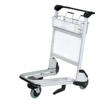 Hot Selling baggage trolley ,airport baggage handlge systemsing systems, lugggage cargo trolley for sale