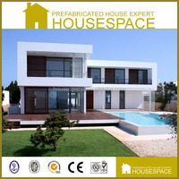 Bright Long Life Flat-pack box type house designs