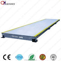 Electronic 150t Truck Scale Price SCS (10t-150t) analog weighing scales
