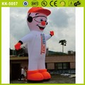 gigantes de publicidadinflable productos de personajes de dibujos animados gafas de modelo