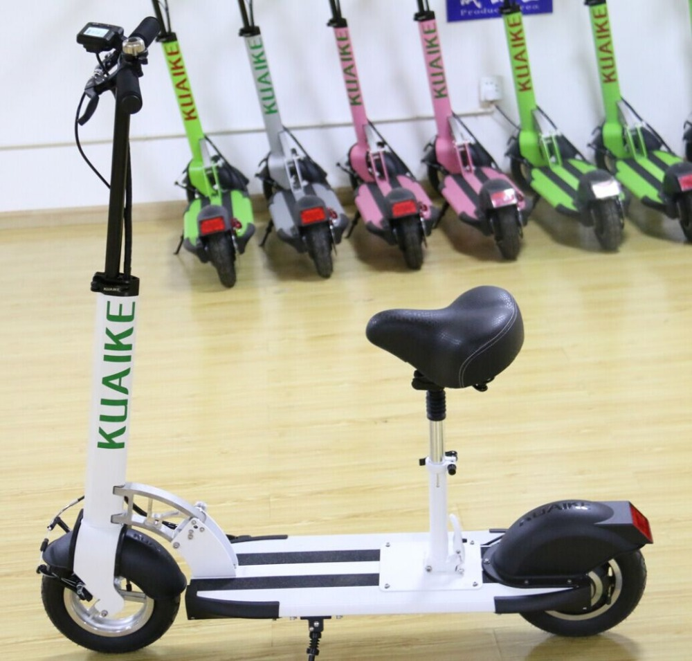 Small Engine Scooters : Folding electric scooters light weight