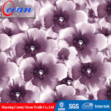 Ocean textile 100%cotton wholesale digital printed fabrics