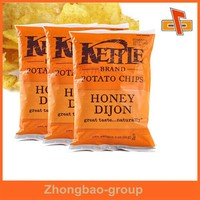 Guangzhou manufacturer wholesale custom potato chips packaging bag/plastic packaging bag for chips /snacks