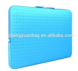 perfect neoprene laptop sleeve with zipper