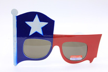 Chile 2016 party favor flag sunglasses FGGS-0144