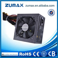 CE CCC CB ZUH550 87 Plus Gold ATX Power Supply power saver pro