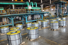 Prime TFS Sheet/Coil (Tin Free Steel) Electrolytic Chromium / Chromium Oxide Coated Steel