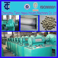 Deicing calcium chloride/magnesium chloride/salt powder granulating machine