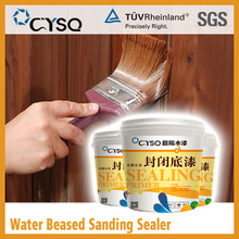 CYSQ Water Based sanding sealer coating varnish