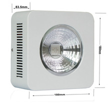 2015 New Innovative Integrated Cob Led Grow Light 100w for hydroponic garden