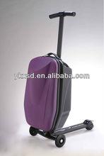 nice durable aluminum trolley suitcase