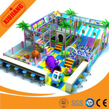 Children Indoor Playground House Playing Equipment Used For Play Center