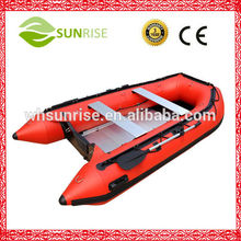 aerodeslizador barco inflable para 6 personas