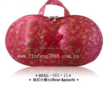 2013 fashion bra case for travel and decoration packaging