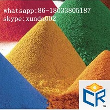 factory sell iron oxide red brown black yellow pigments for pavers/bricks/blocks/color cement