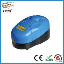 0.013Mpa one outlet mini hand fish tank air vacuum pump