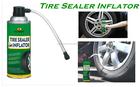 Tire sealer inflator spray spray de reparação de pneus selante de pneu e inflator 400 ML / 500 ML amostra grátis