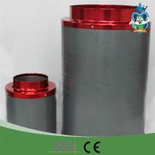 Filtro de aire cilíndrico ecológico de carbón activado RC 412