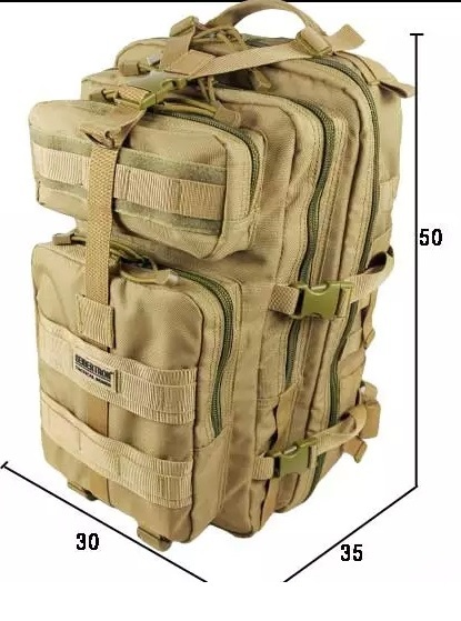 Seibertron Large Falcon Backpack Compact Assault Pack Summit Bag
