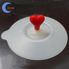 custom food grade silicone rubber coffee cup lid