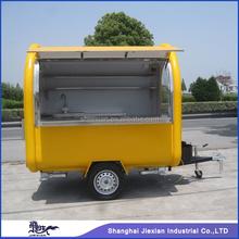 2015 world leading!Shanghai JX-FR220H mobile utility trailer sales