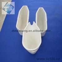 ceramic pouring for melting aluminum furnace ,manufacturer,China