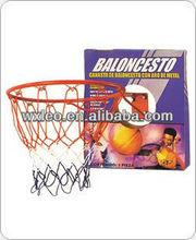 Basketball hoop/ring ,Basketball goal ,made of steel.