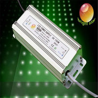 PFC>0.98 100w rgb high power led driver waterproof constant current