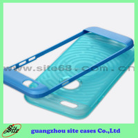 Wholesale pc+tpu bumper combo case mobile phone cover for iPhone 6