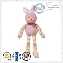 Safe material popular design top quality toy plush long leg