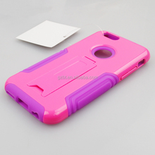 Hot style for Iphone 6 4.7 inch phone TPU+PC case